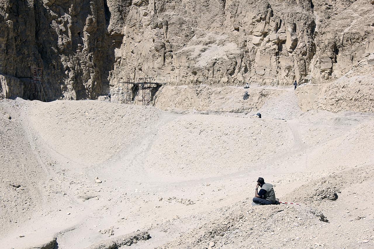 El proyecto complutense en Luxor inicia su tercera campaña, la primera de excavaciones, con grandes expectativas