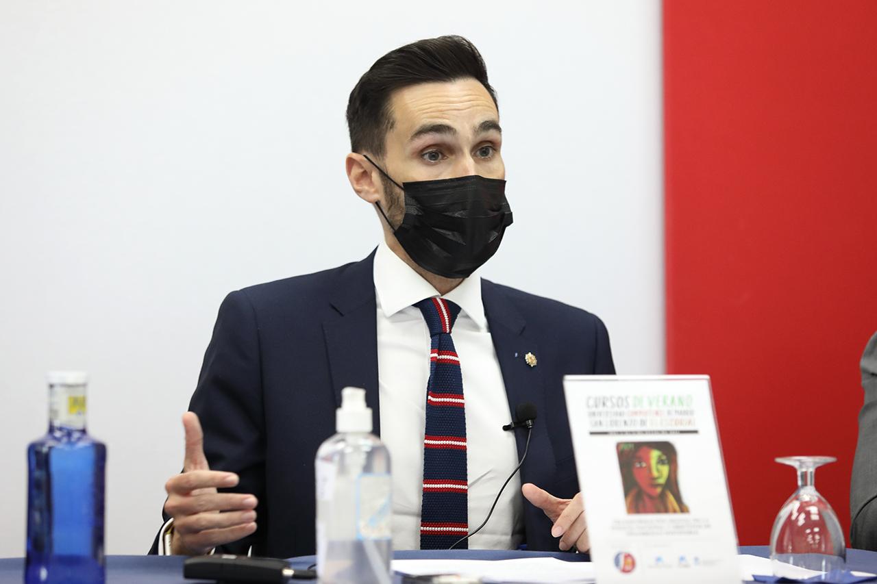 El secretario de Estado de Seguridad, Rafael Pérez Ruiz