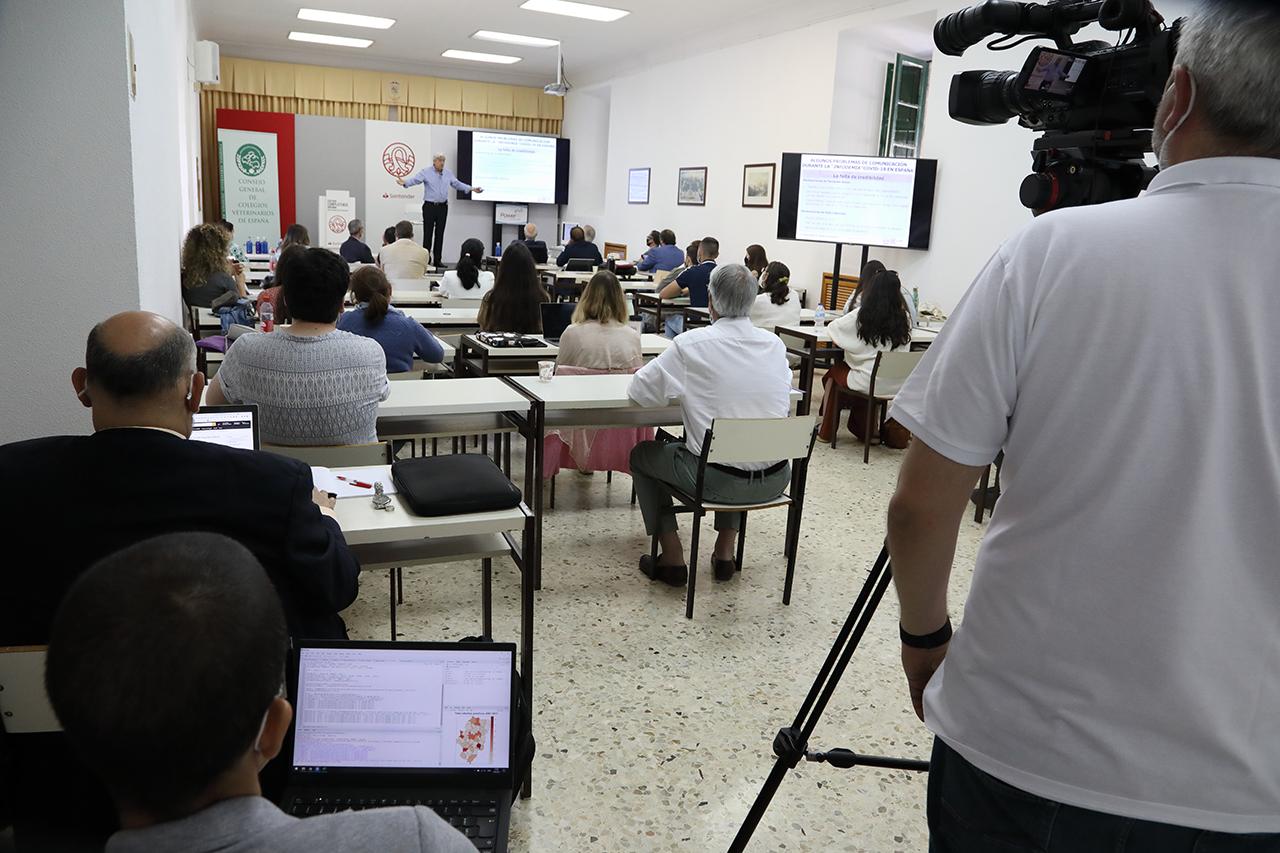 Miguel Udaondo ha expuesto técnicas para mejorar la comunicación