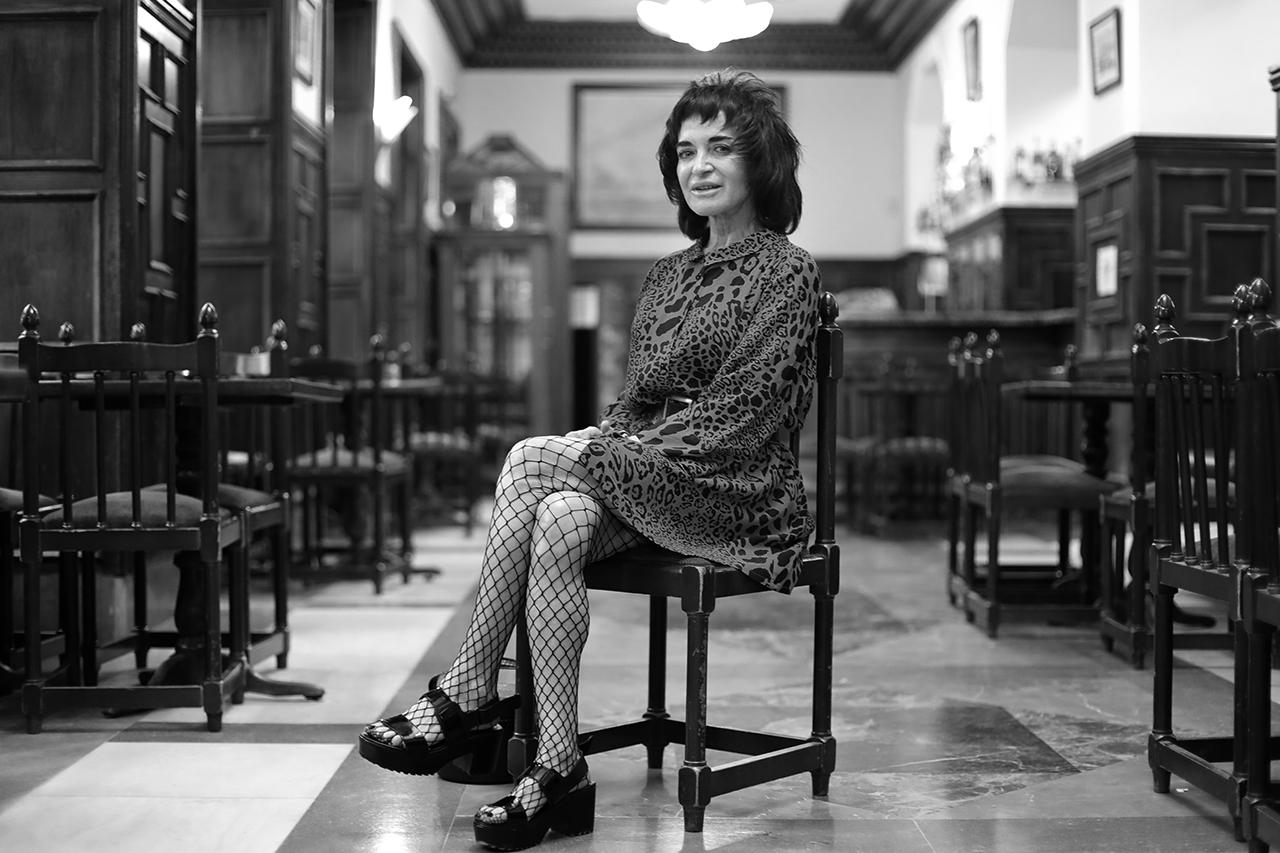 Ana Curra es uno de los nombres icónicos de la Movida madrileña
