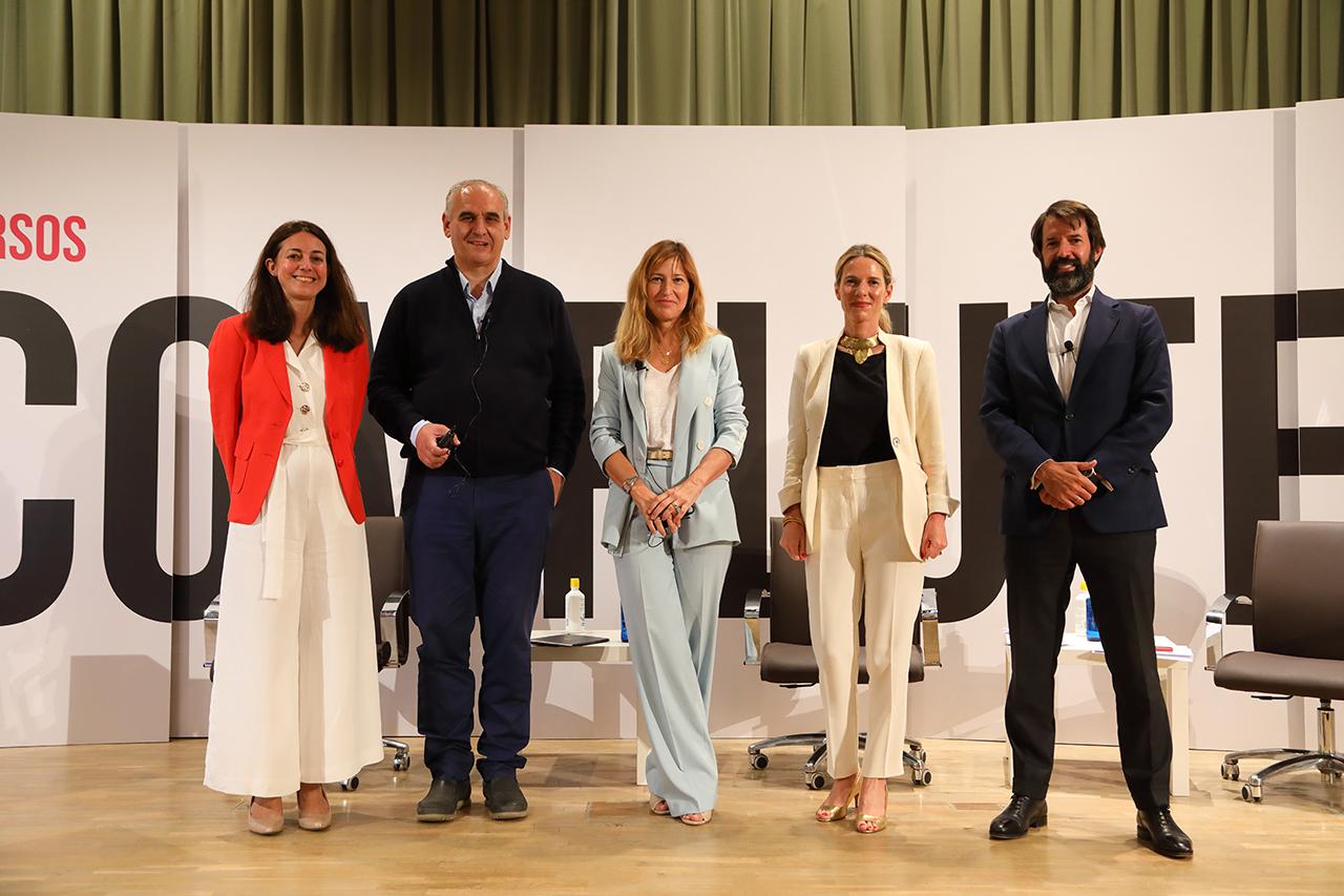"""Participantes en el curso """"Los fondos europeos: reto y oportunidad para la transformación de España"""""""