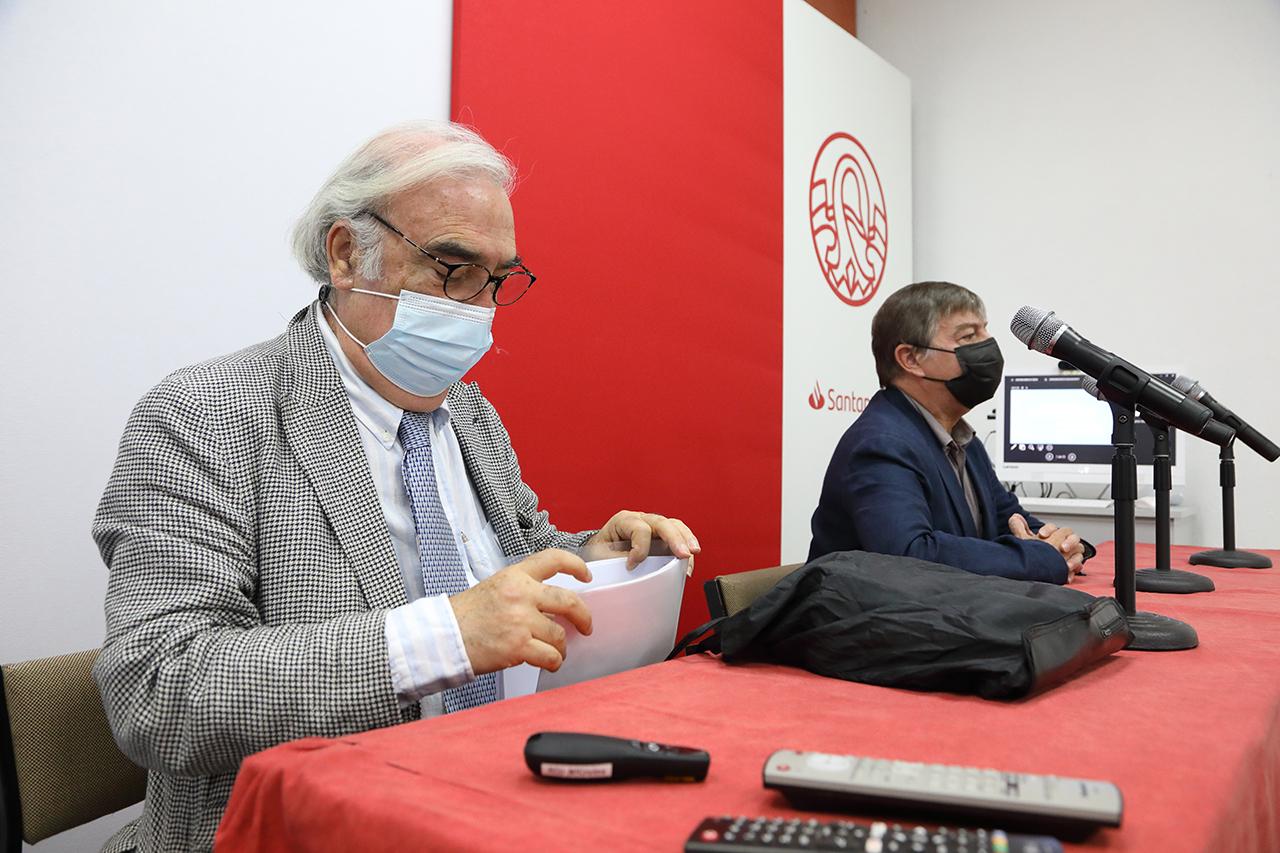 Rojas Aravena y José Antonio Sanahuja