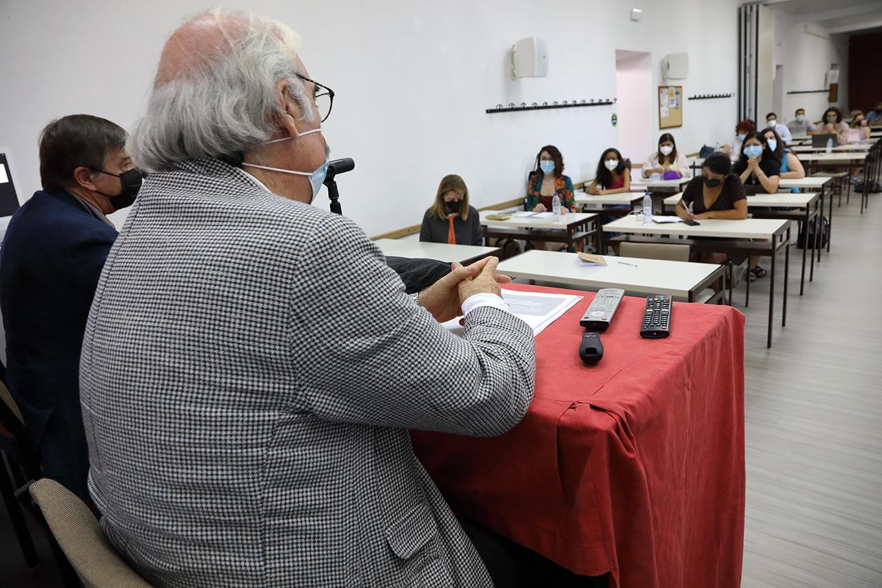 El rector Rojas mostró un panorama desolador de América Latina