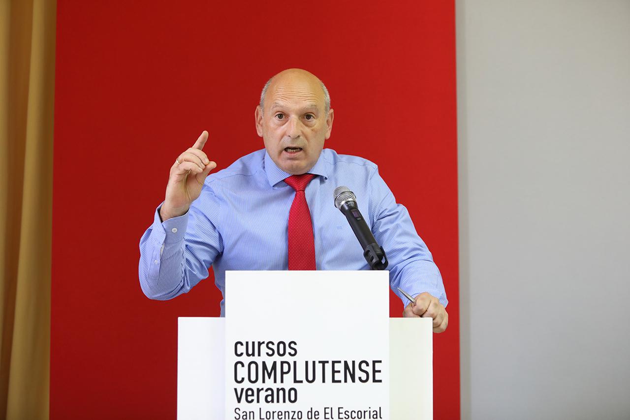 César Romero Tierno, director general del Grupo San Valero (Zaragoza)