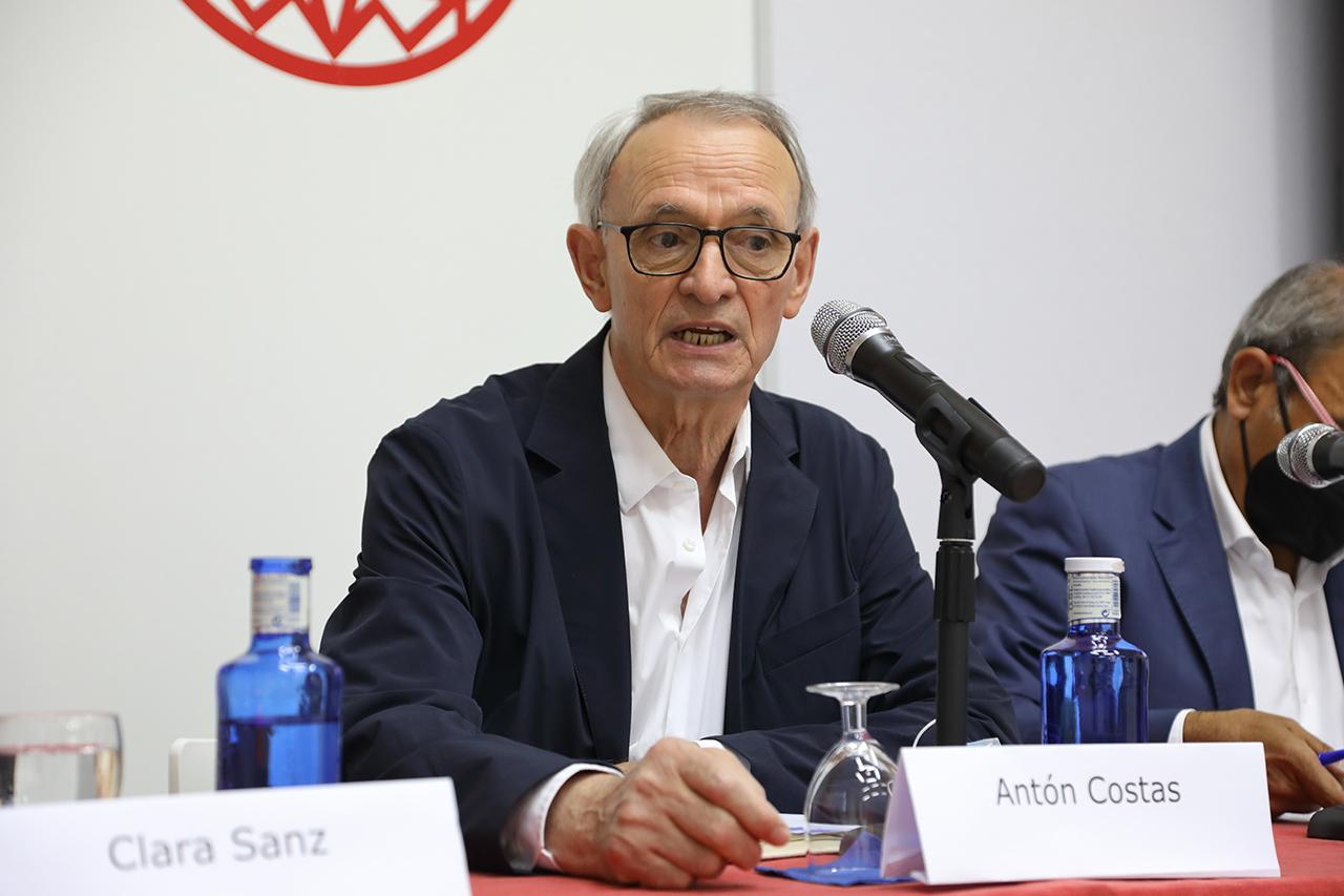 Antón Costas, presidente del CES España