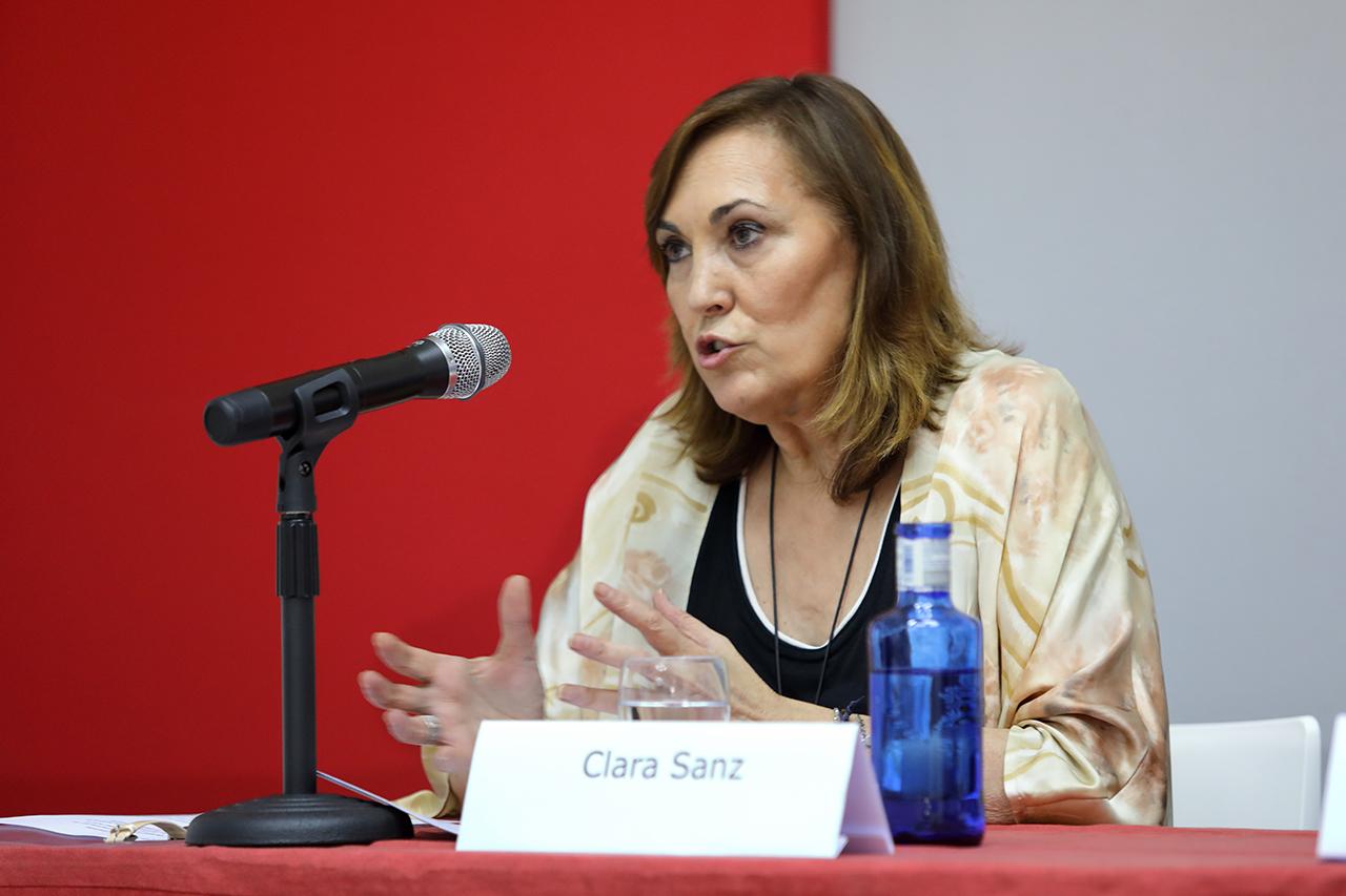 Clara Sanz López, secretaria general de Formación Profesional (FP)