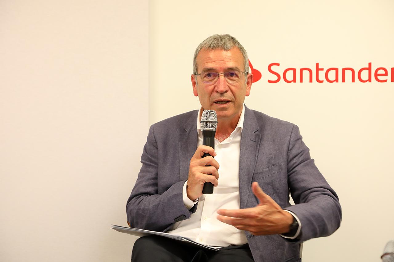 El secretario general de Reto Demográfico, Francesc Boya