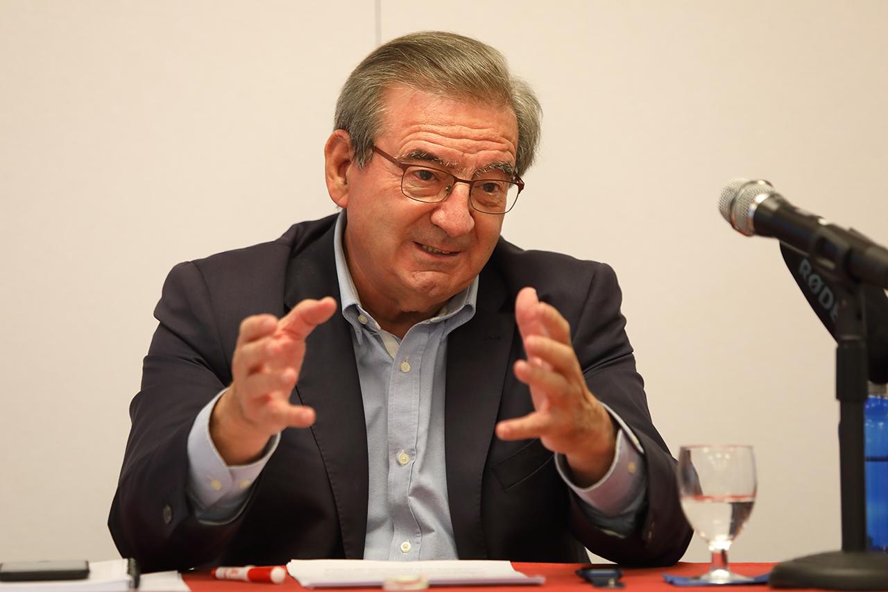 Fernando Martínez López, secretario de Estado de Memoria Democrática