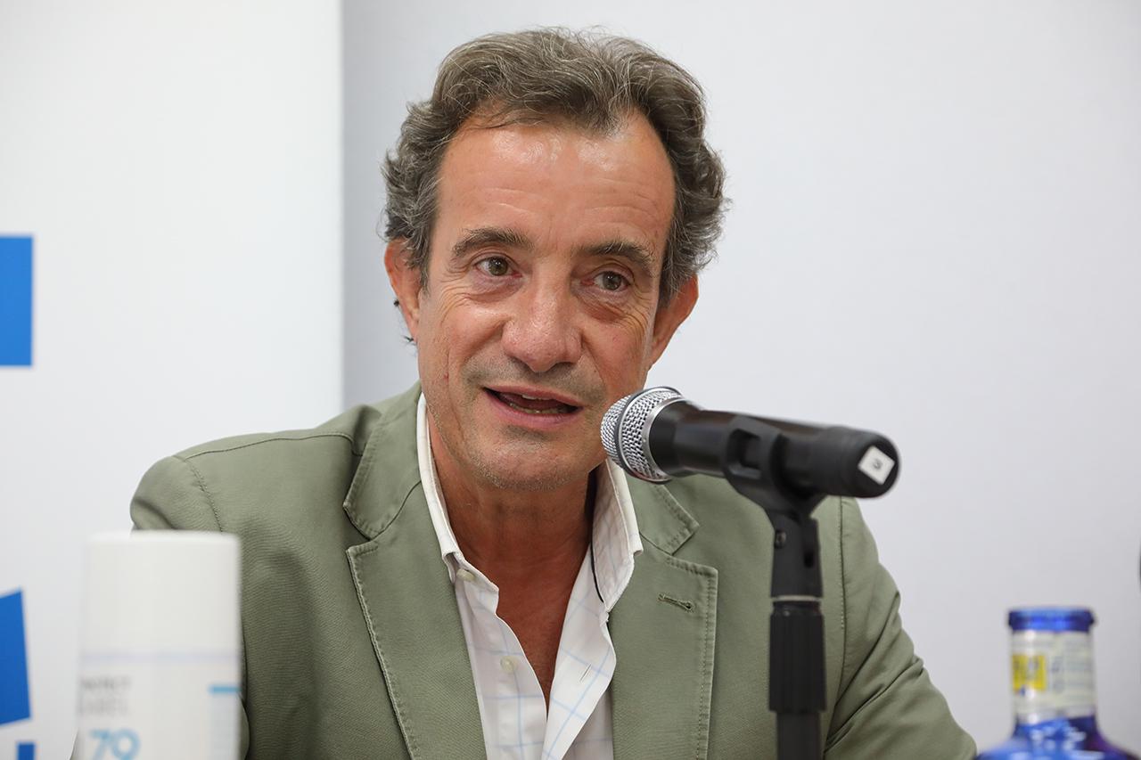 El sociólogo y periodista Javier Gállego