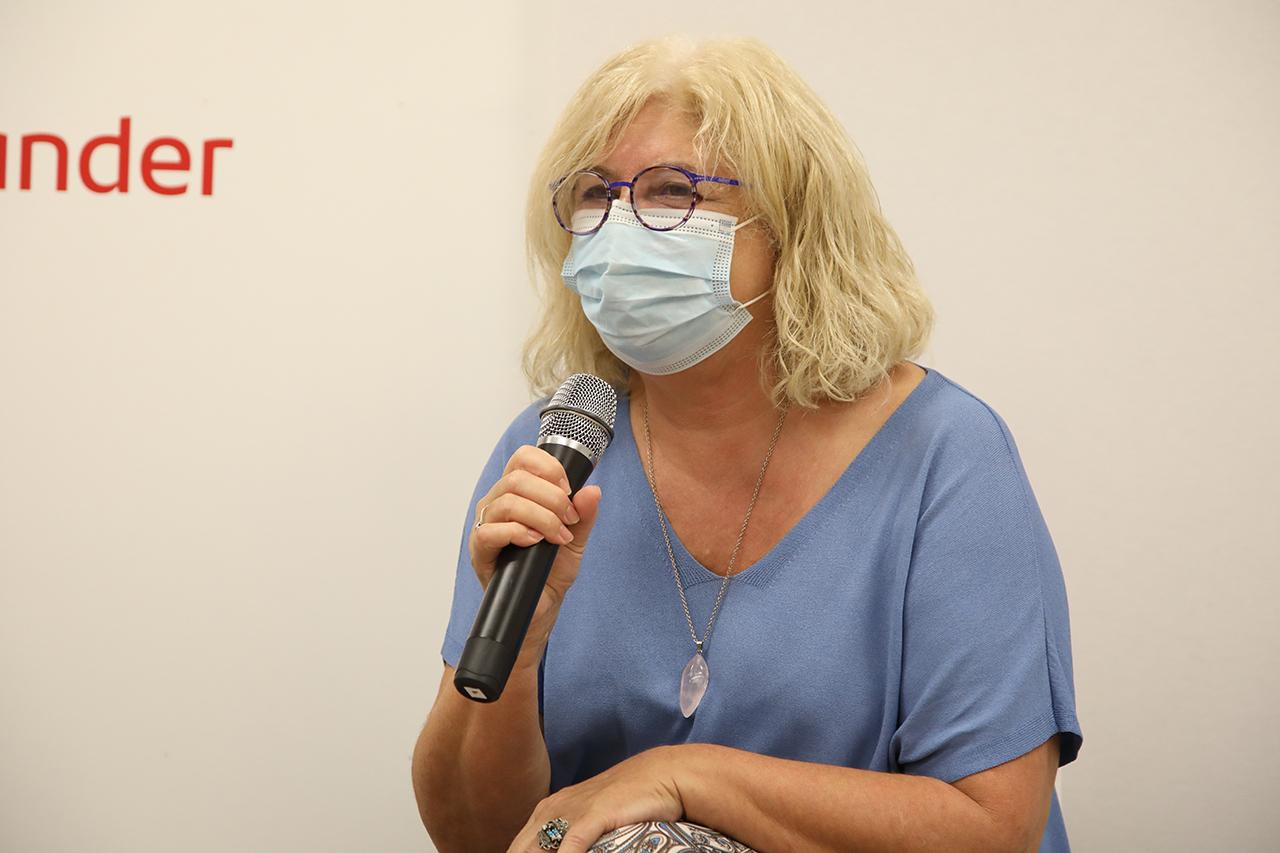 Isabel Tajahuerce Ángel, delegada del rector para la Igualdad