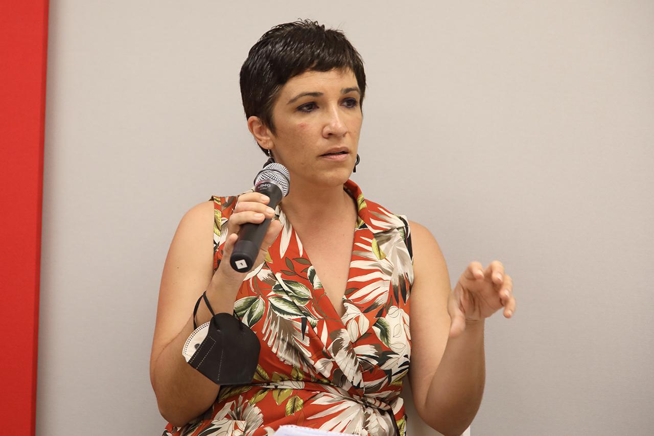 Antonia Morillas, directora del Instituto de las Mujeres