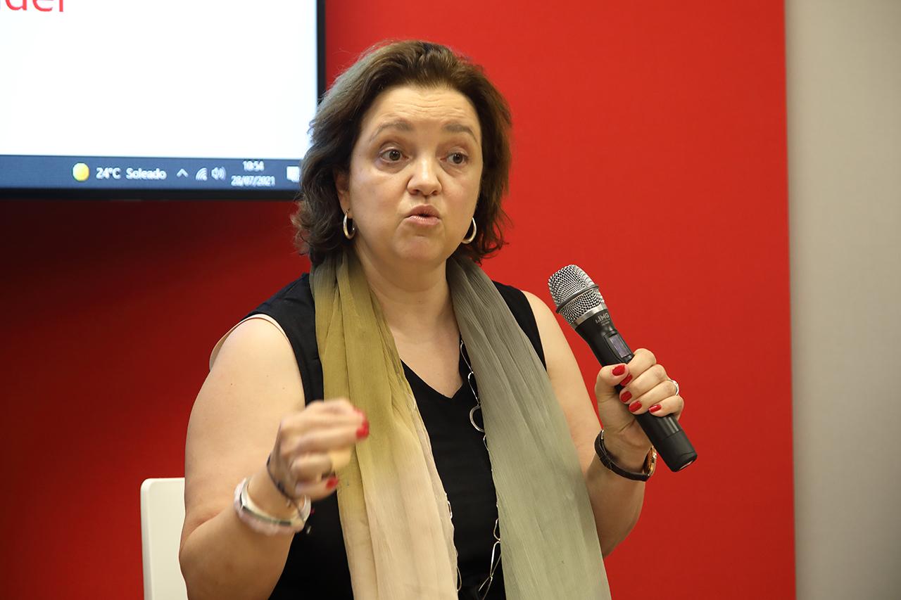 Magdalena Suárez Ojeda, directora de la Unidad de Igualdad de la UCM