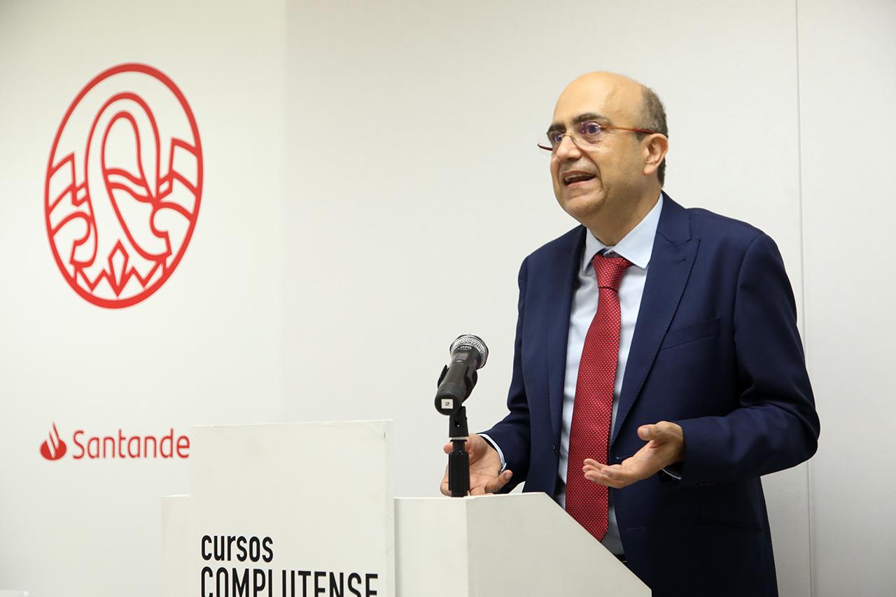 José Fernando Lousada Arochena, magistrado especialista de lo social del Tribunal Superior de Justicia de Galicia