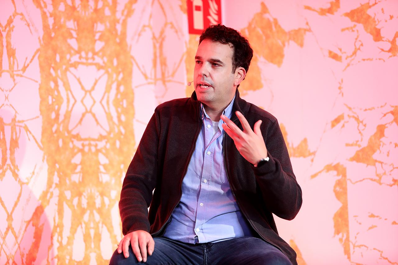 Joaquín Ortega, director de contenidos de Newtral.es