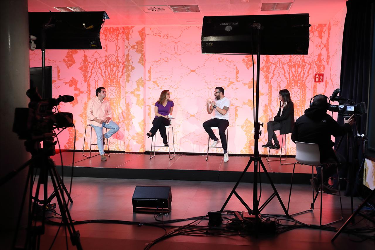 Reflexiones y mensajes directos, en la segunda jornada de Let's talk about… Innovación, Empleo y Emprendimiento