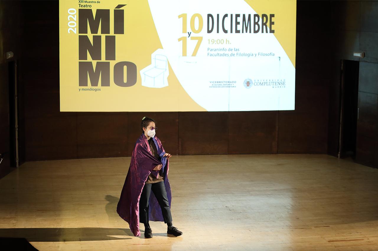 Ana Isabel Fernández Cazorla fue María Luisa la pitonisa