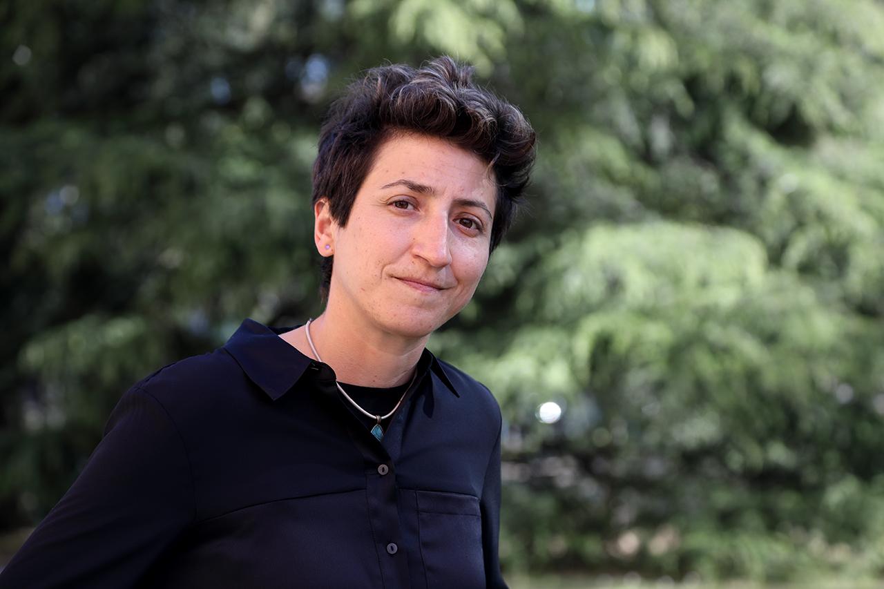 Melani Penna Tosso es la nueva coordinadora de la Oficina de Diversidad Sexual e Identidad de Género de la UCM