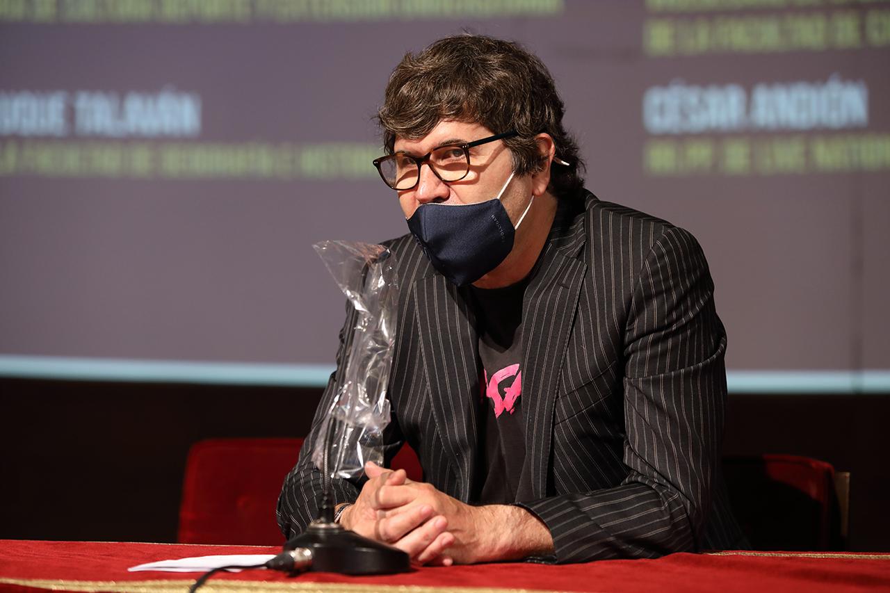 César Andión, PR de Live Nation