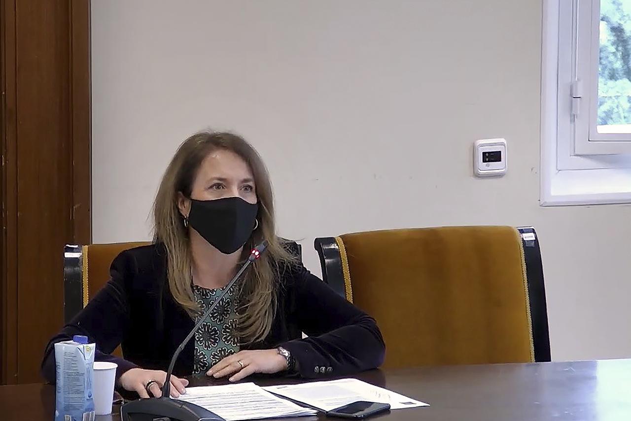 Silvia Carrascal, directora del Máster de Desarrollo Directivo para mujeres STEAM de la Complutense