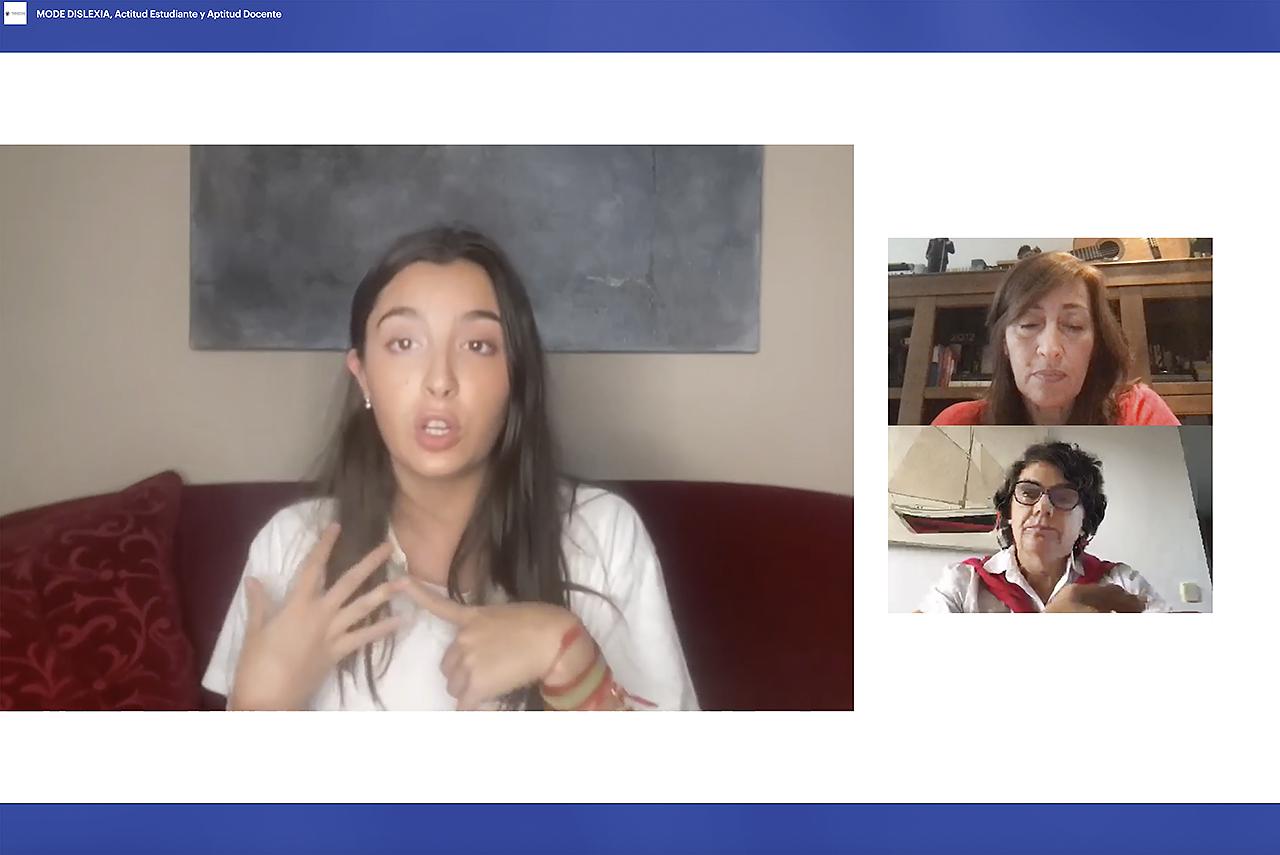 María Zapatero, estudiante de Derecho y Criminología, ha explicado sus problemas durante la EvAU