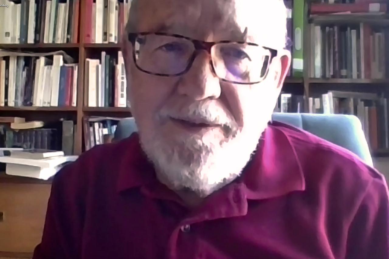 Reyes Mate, investigador del Instituto de Filosofía del CSIC