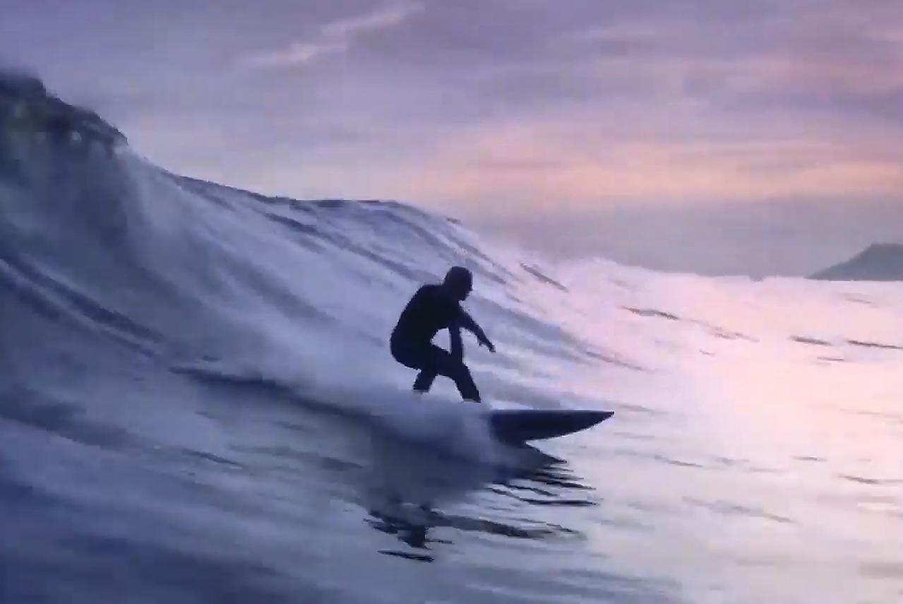 """Imagen de Aitor Francesena """"Gallo"""", campeón del mundo de surf adaptado"""