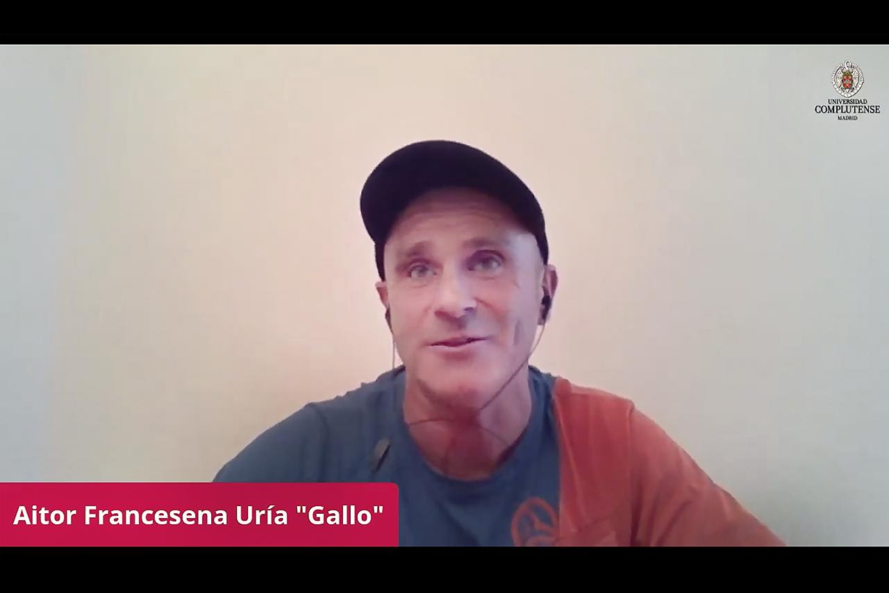"Aitor Francesena ""Gallo"", campeón del mundo de surf adaptado"