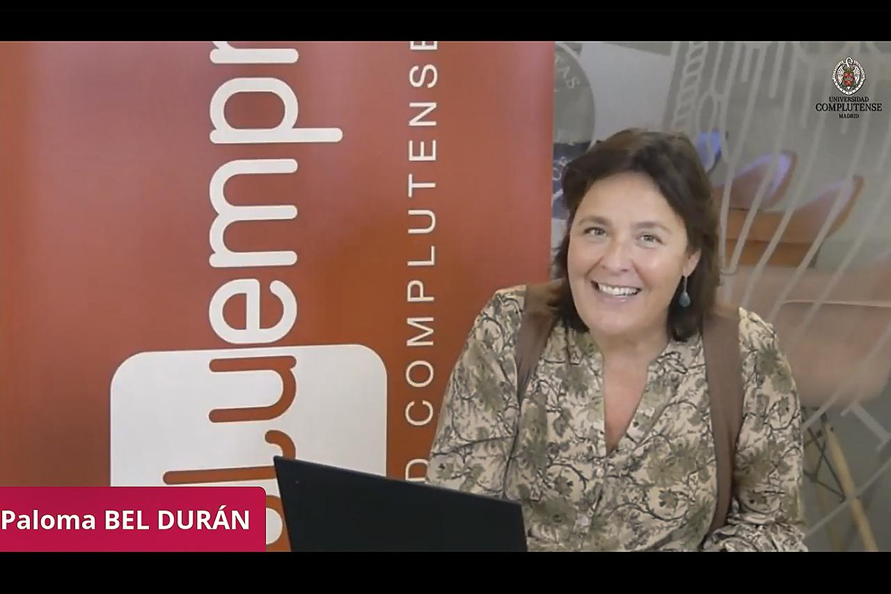 Paloma Bel Durán, directora de Compluemprende