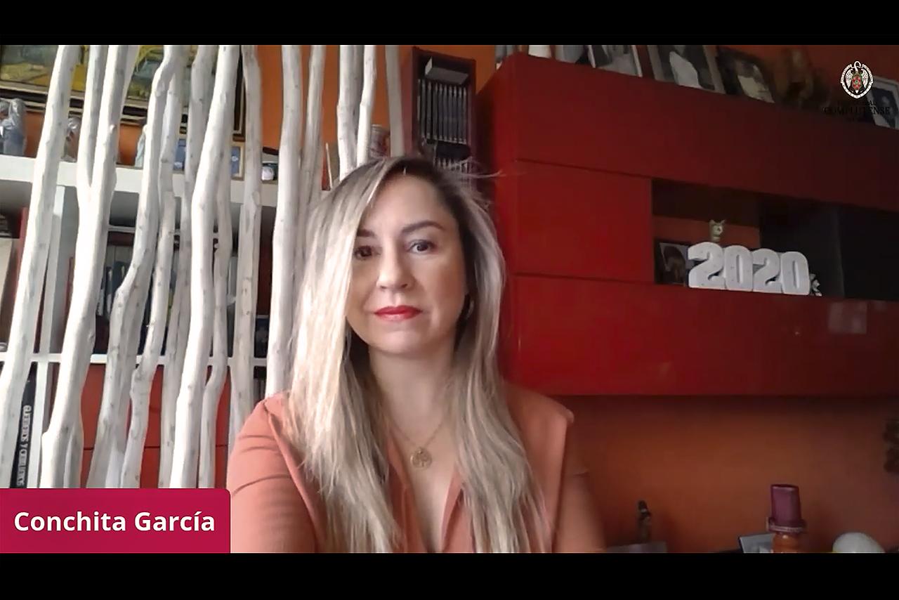 Concepción García Gómez, vicerrectora de Empleabilidad y Emprendimiento