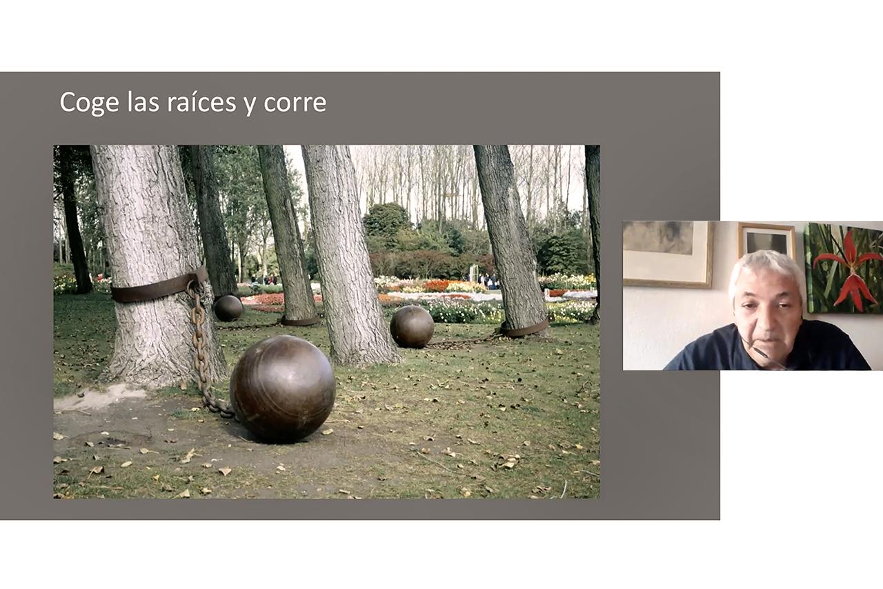 Como recordó Mariano Sánchez los árboles viven donde los plantamos