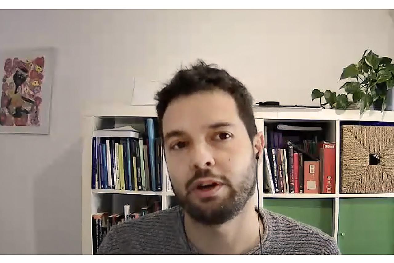Guillermo Santander Campos, profesor asociado del Departamento de Historia, Teorías y Geografía Políticas