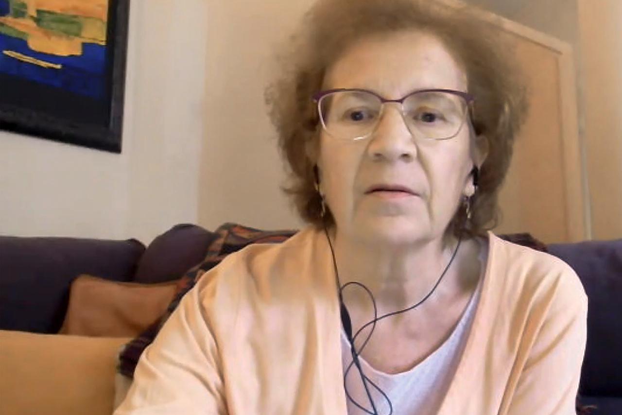 Margarita del Val, investigadora del Centro de Biología Molecular Severo Ochoa del CSIC