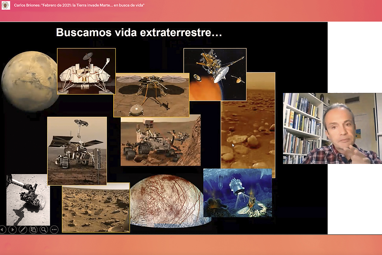 La búsqueda de vida en Marte, un triunfo de la humanidad y la ciencia