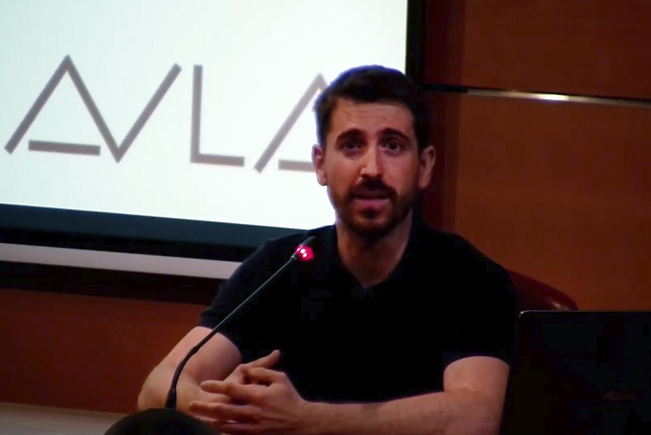 Jacobo Vilella, de la Fundación Aula