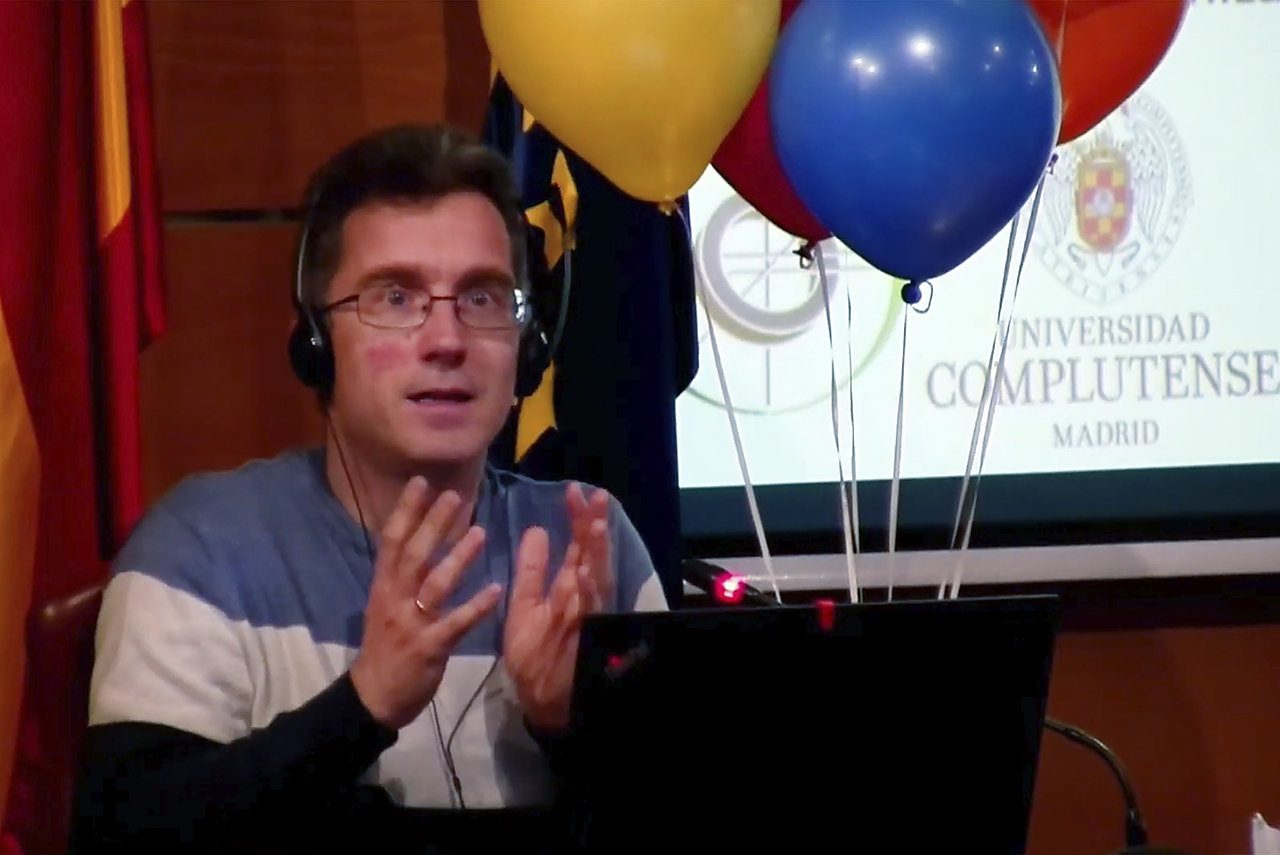 Marco Antonio Gómez, profesor y vicedecano de Innovación de la Facultad de Informática de la UCM