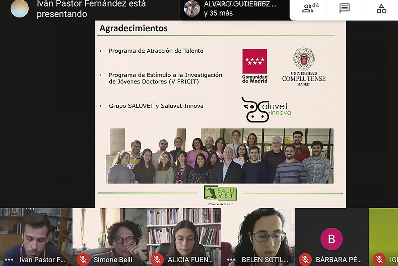 II Jornada de Talento Investigador UCM-Comunidad de Madrid