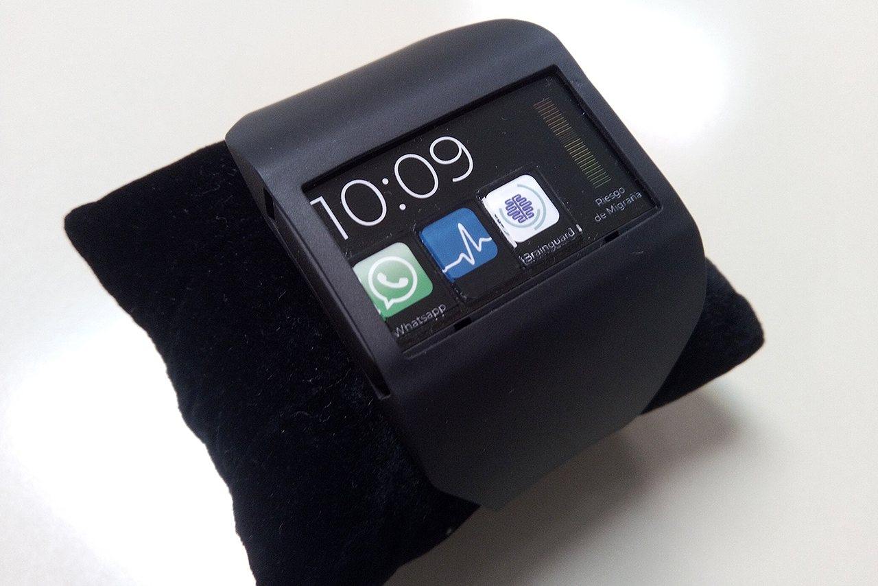 Dispositivo hardware de Brainguard