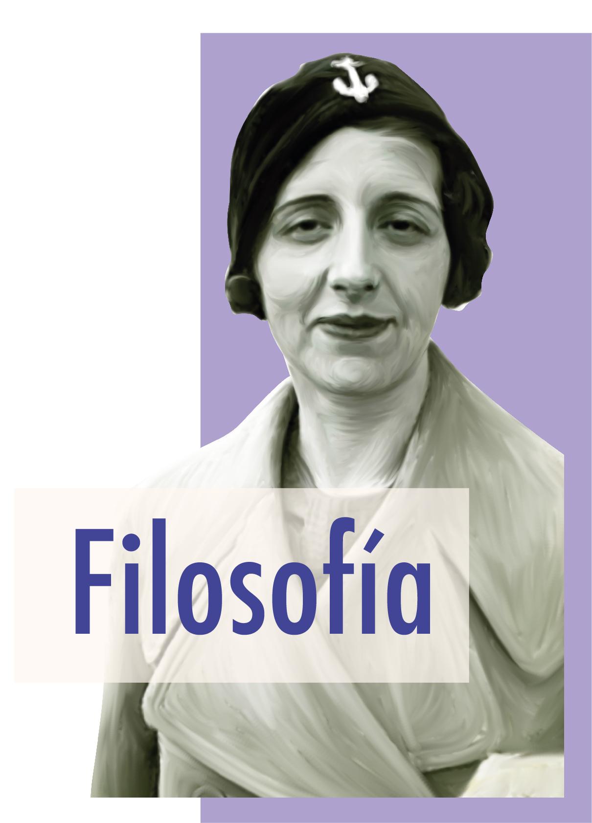 María Zambrano (Vélez, Málaga; 1904 – Madrid, 1991)