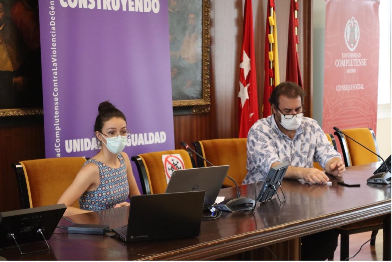 María López Vázquez y Lorenzo Escot / Fotografía: Marta Reig