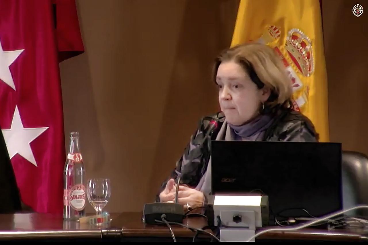 Magdalena Suárez, directora de la Unidad de Igualdad de la UCM